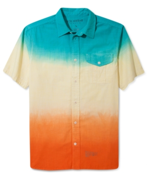 Rocawear Shirt Double Dip Dye Shirt