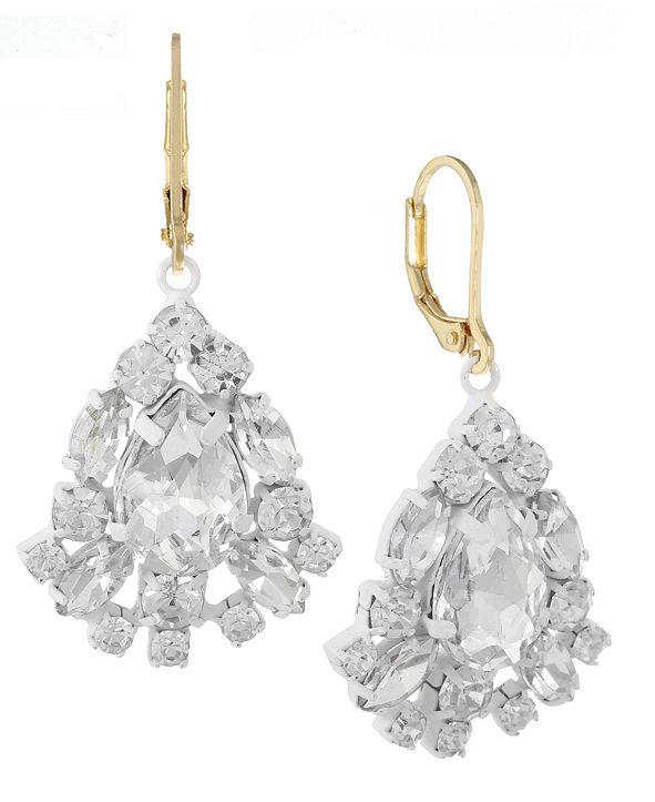 Trifari Drop Earrings