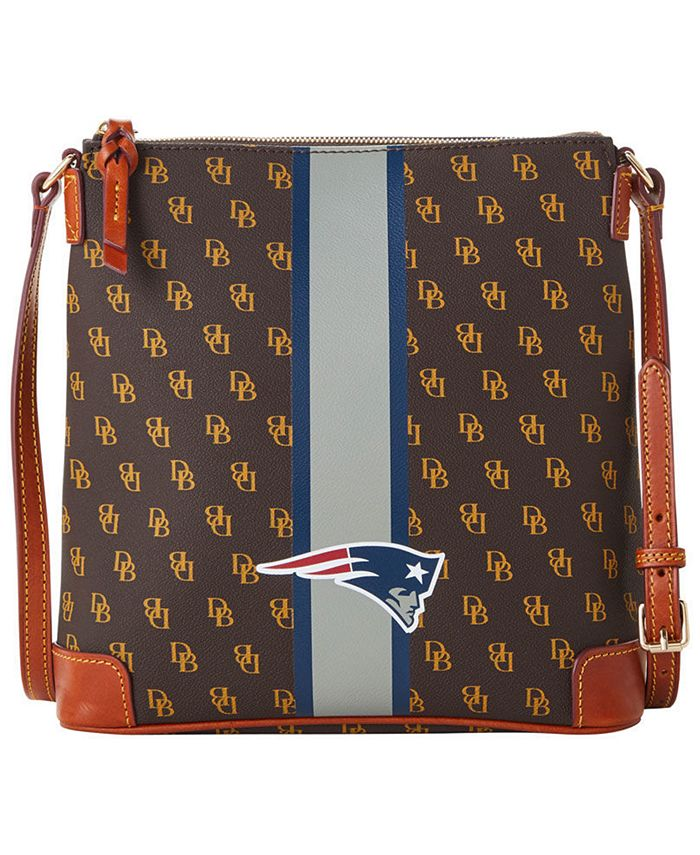 Dooney & Bourke - Stadium Signature Zip Crossbody