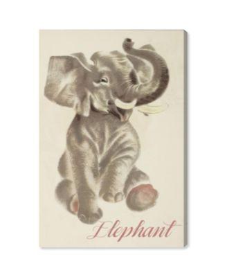 Elephant Canvas Art, 16