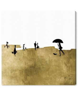 On A Windy Day Canvas Art, 12
