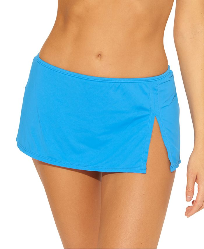 Bleu by Rod Beattie - Slit Swim Skirt