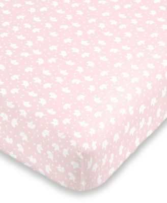 Nojo Elephant Print Photo-Op Changing Pad Cover 2-Pack