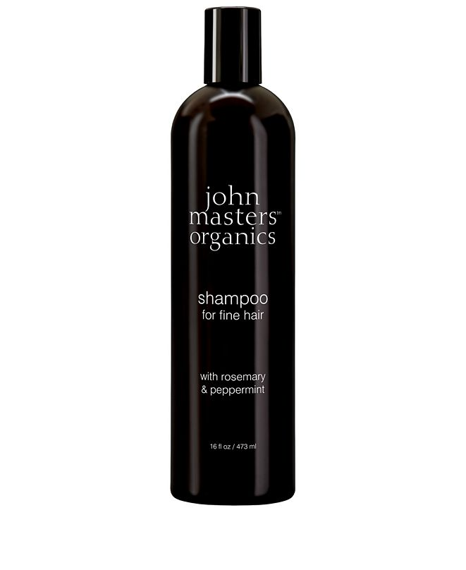 John Masters Organics Shampoo for Fine Hair with Rosemary and Peppermint- 16 fl. oz.