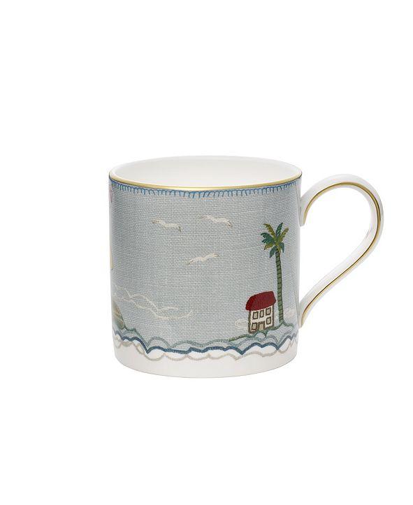 Wedgwood Sailors Farewell Mug 10 OZ