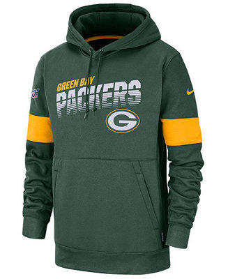 Nike Men's Green Bay Packers Sideline Line of Scrimmage ...
