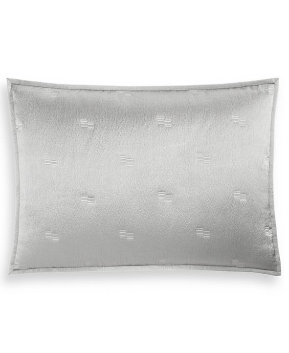Hotel Collection Terra Quilted Standard Sham, Created for Macy's