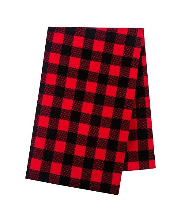 Trend Lab Buffalo Check Jumbo Flannel Swaddle Blanket
