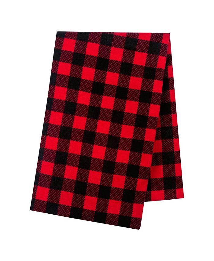 Trend Lab - Buffalo Check Jumbo Flannel Swaddle Blanket