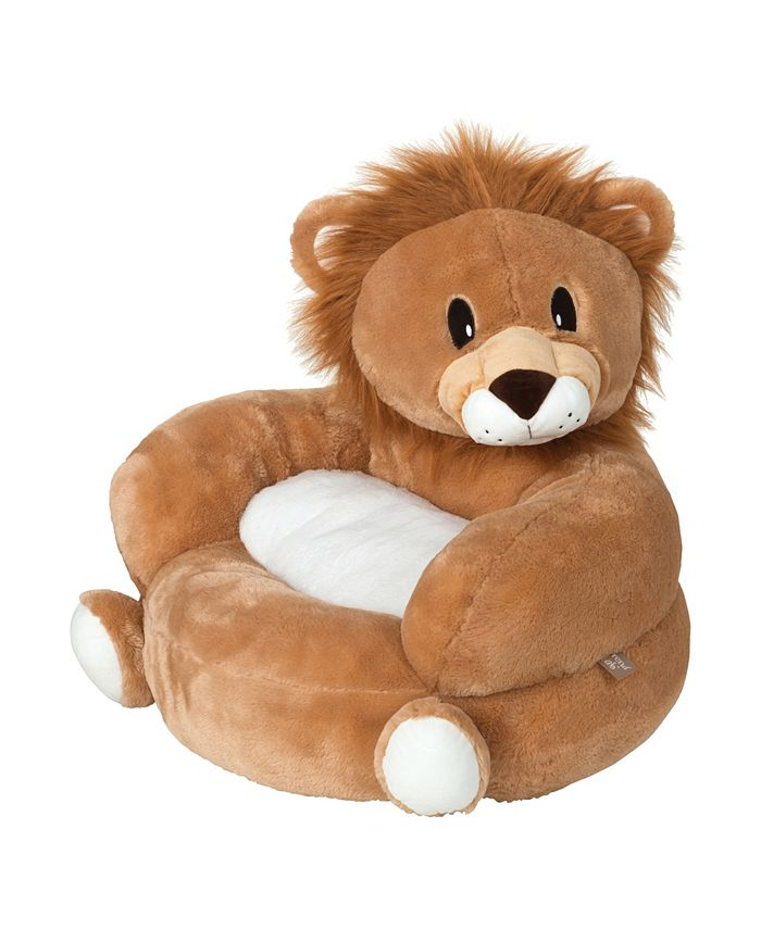 Trend Lab - Children's Plush Lion Character Chair