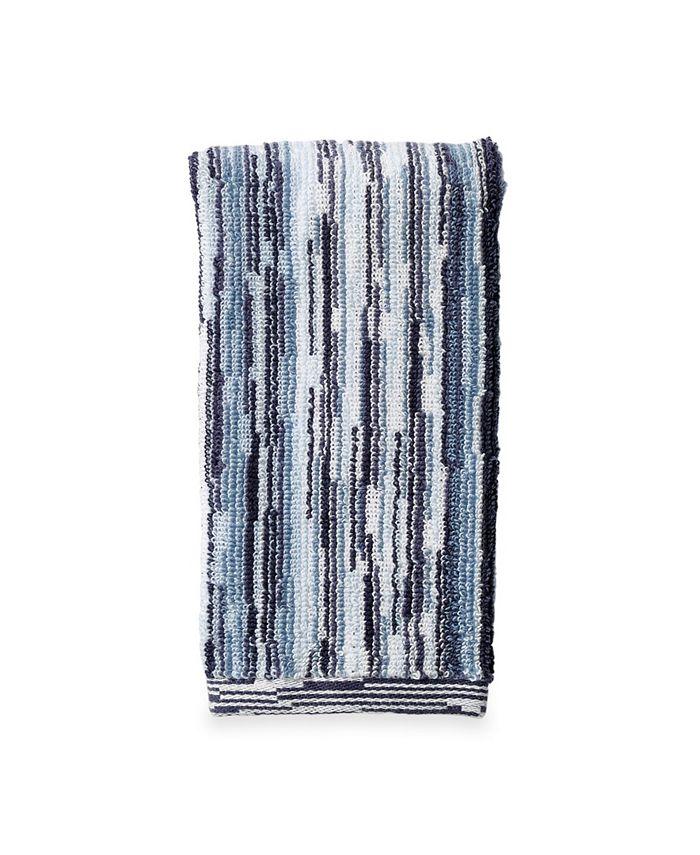 Dkny Brushstroke Ombre Fingertip Towel Reviews Bath Towels Bed Macy S