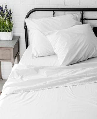 The Super Soft Washed Cotton Breathable Queen Sheet Set