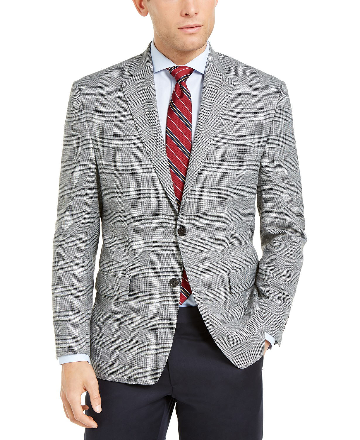 Lauren Ralph Lauren Men's Classic-Fit UltraFlex Sport Coat