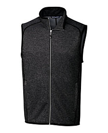 Cutter and Buck Men's Big and Tall Mainsail Sweater Vest