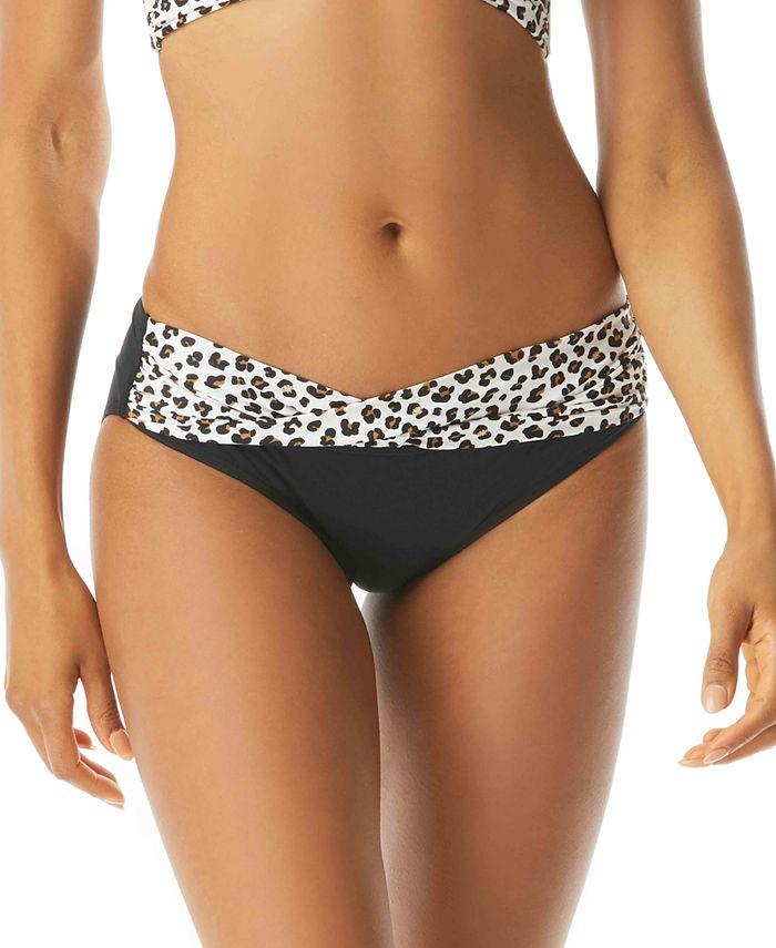 Coco Reef - Star Printed Banded Bikini Bottoms