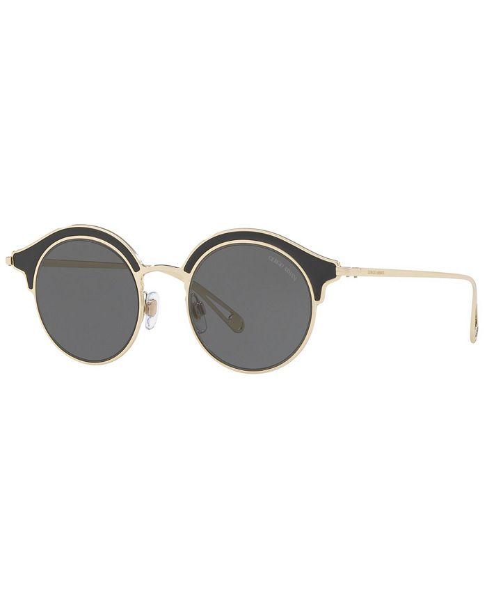 Giorgio Armani - Sunglasses, AR6071 46