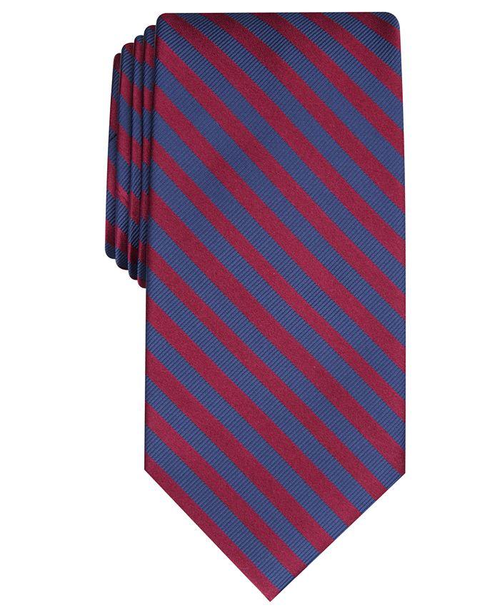 Club Room - Men's Classic Stripe Tie