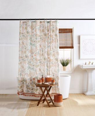 """Wild Garden 72"""" x 72"""" Shower Curtain"""