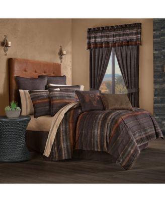J Queen Mesa Queen 4 Piece Comforter Set