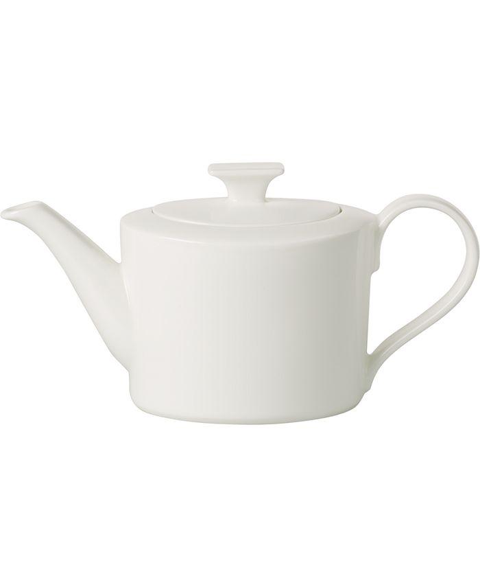 Villeroy & Boch - Metro Chic Blanc Small Teapot
