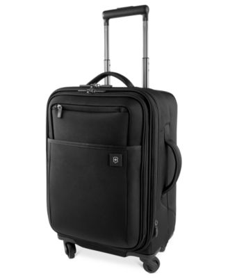 "Victorinox Avolve 2.0 20"" Carry On Expandable Spinner Suitcase"