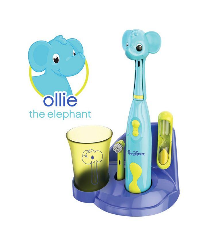 Brusheez - Kids Electric Toothbrush Elephant Set
