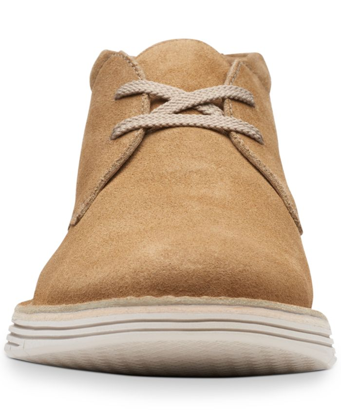 Clarks Men's Forge Stride Chukka Boots & Reviews - All Men's Shoes - Men - Macy's
