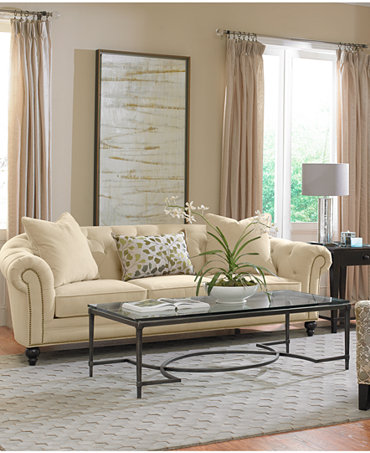 Charlene fabric sofa living room furniture sets pieces for Living room furniture pieces