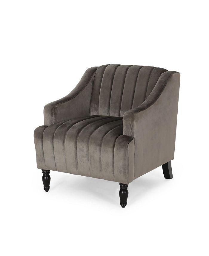 Noble House - Carleson Club Chair