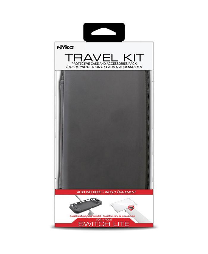 Nyko - Travel Kit for Nintendo Switch Lite