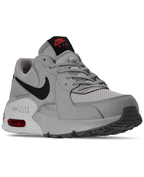 Inadecuado taburete Mal  Nike Men's Air Max Excee Running Sneakers from Finish Line & Reviews -  Finish Line Athletic Shoes - Men - Macy's