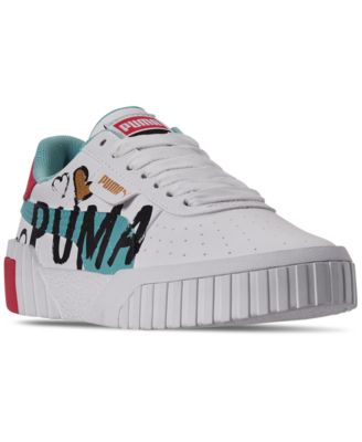 Puma Girls Cali Novelty Casual Sneakers