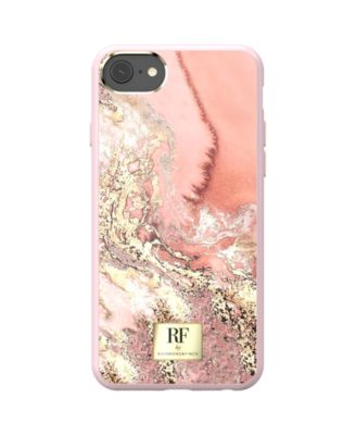 Pink Marble Gold Case for iPhone 6/6s, iPhone 7, iPhone 8