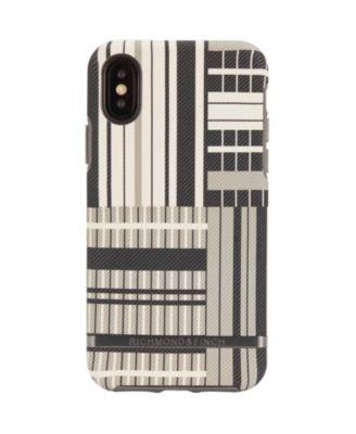 Platinum Stripes Case for iPhone XS MAX