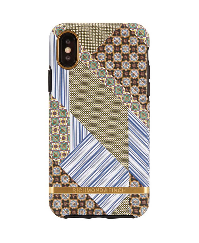 Richmond&Finch - Suite Tie Case for iPhone X and Xs