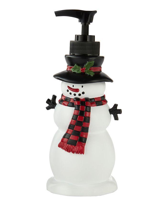 SKL Home - Woodland Winter Soap Dispenser