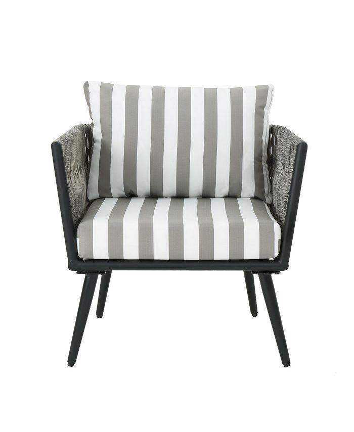 Noble House - Oceanus Outdoor Chair
