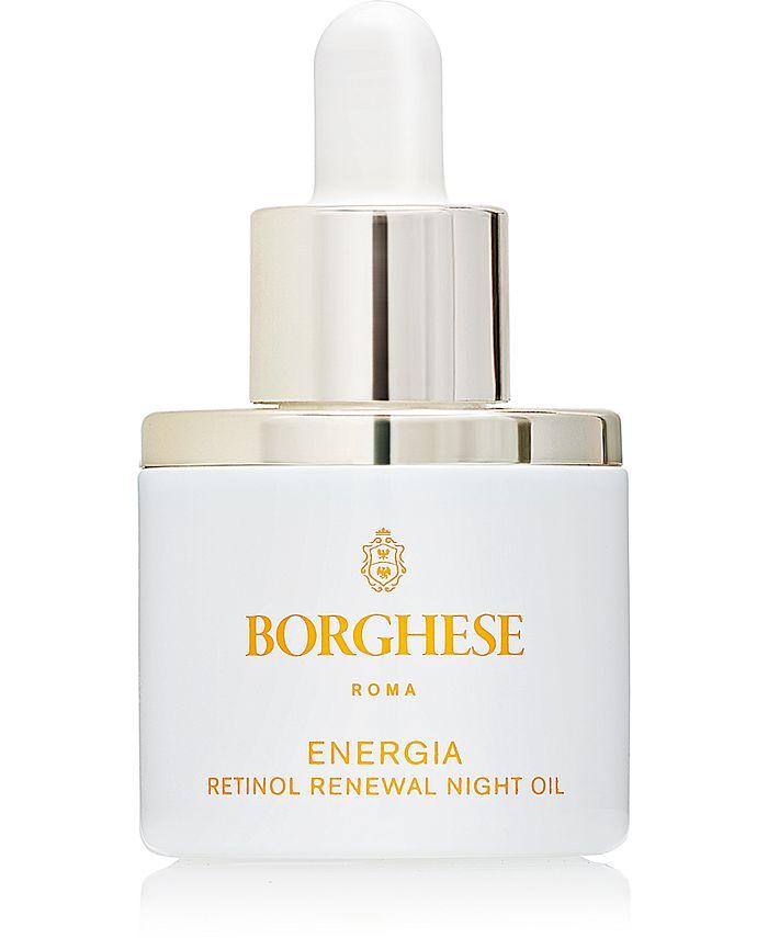 Borghese - Energia Retinol Renewal Night Oil, 1 fl. oz.