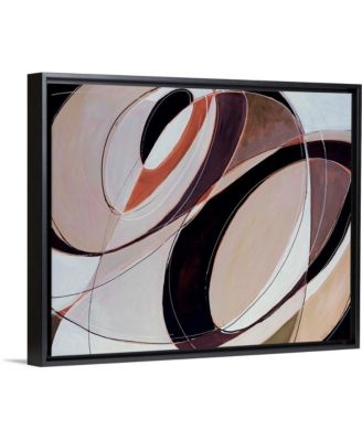 """20 in. x 16 in. """"Modern Times"""" by  Sydney Edmunds Canvas Wall Art"""