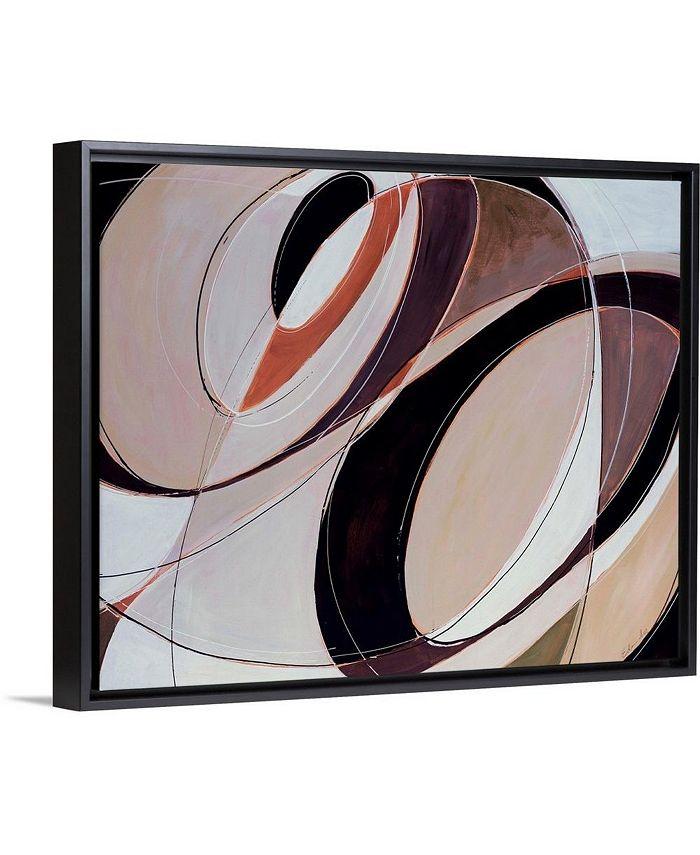 "GreatBigCanvas - 20 in. x 16 in. ""Modern Times"" by  Sydney Edmunds Canvas Wall Art"