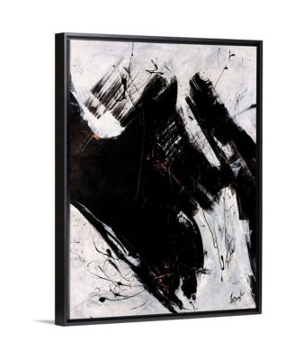 """30 in. x 40 in. """"Staccato I"""" by  Farrell Douglass Canvas Wall Art"""