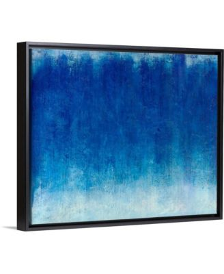 """'Quiet Understanding' Framed Canvas Wall Art, 24"""" x 20"""""""