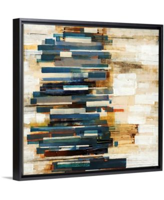 """16 in. x 16 in. """"Scattered"""" by  Alexys Henry Canvas Wall Art"""