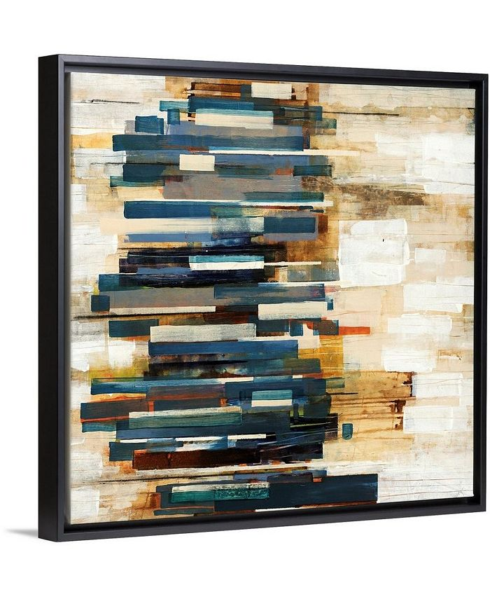 """GreatBigCanvas - 16 in. x 16 in. """"Scattered"""" by  Alexys Henry Canvas Wall Art"""
