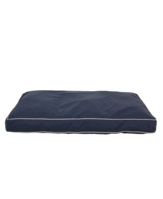 Memory Foam Classic Canvas Rectangle Jamison Bed