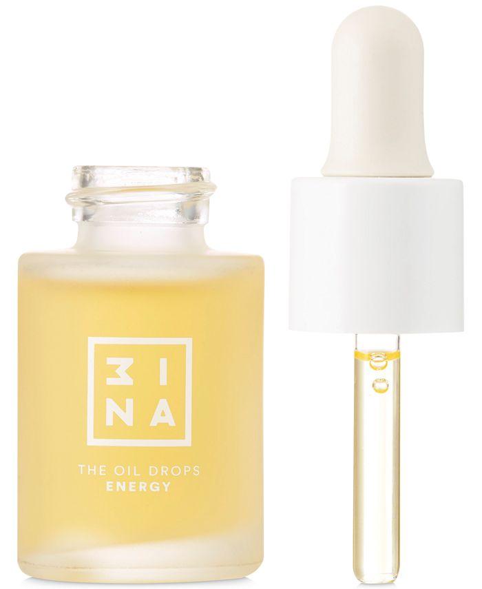3INA - The Oil Drops