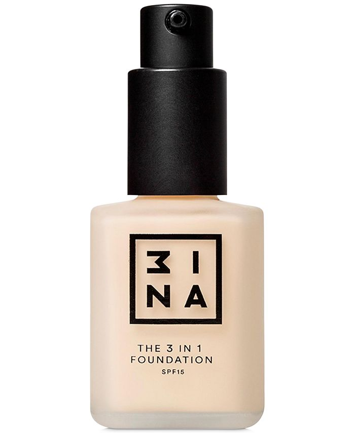 3INA - The 3 In 1 Foundation