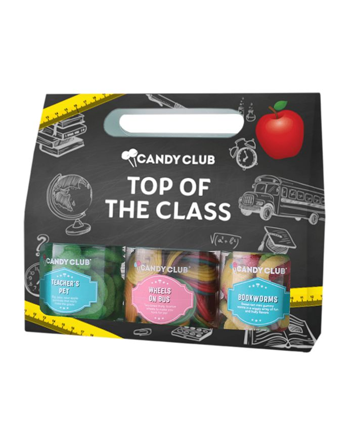 Candy Club - Top of the Class - Giftset