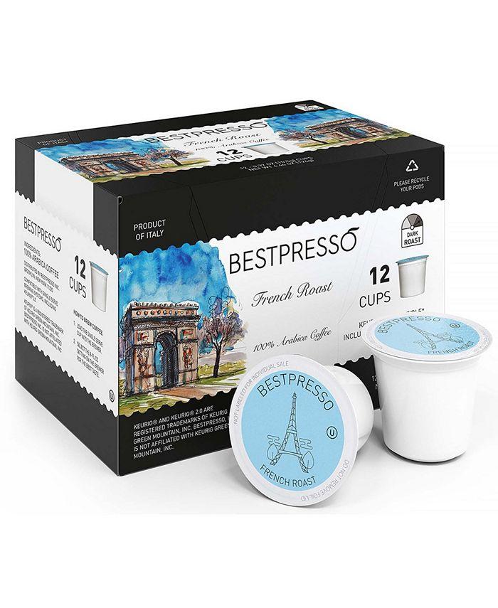 Bestpresso - French Flavor 96 Pods per Pack