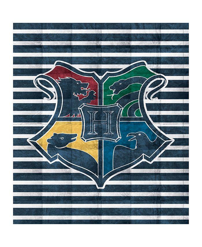 Harry Potter - Hogwarts 4.5lb Weighted Blanket